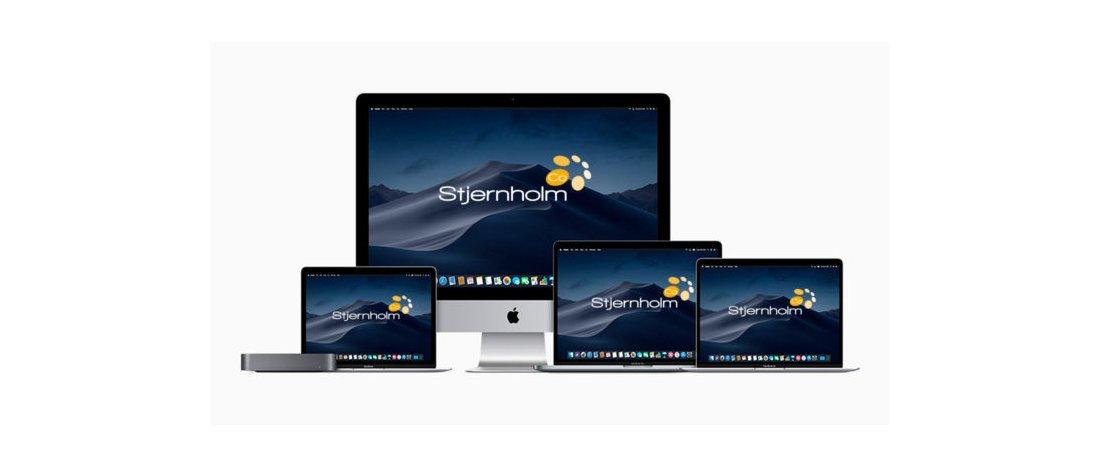 Hvad er en Stjernholm Edition Apple Computer?