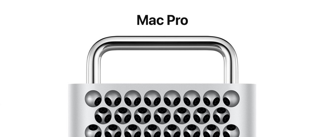Apple Mac Pro - Fremtidens videoproduktion er NU!