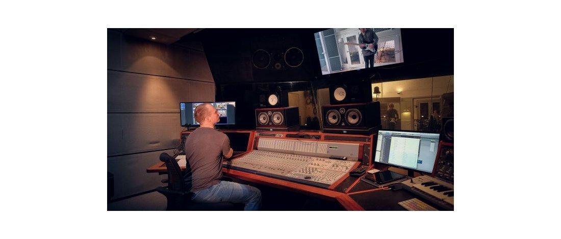 Millfactory - Integreret video og Live streaming direkte fra musikstudiet