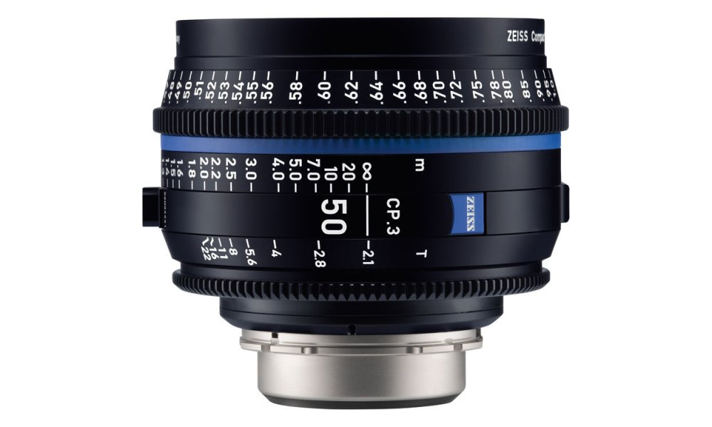 Zeiss CINE CP.3 50MM PL