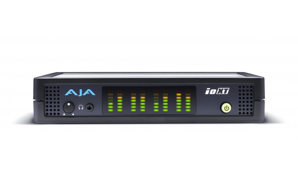 AJA Io XT - Professionel Thunderbolt video I/O