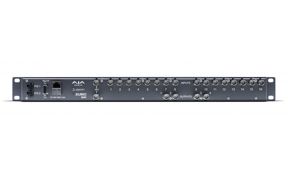 AJA KUMO 1604 3GSDI Router