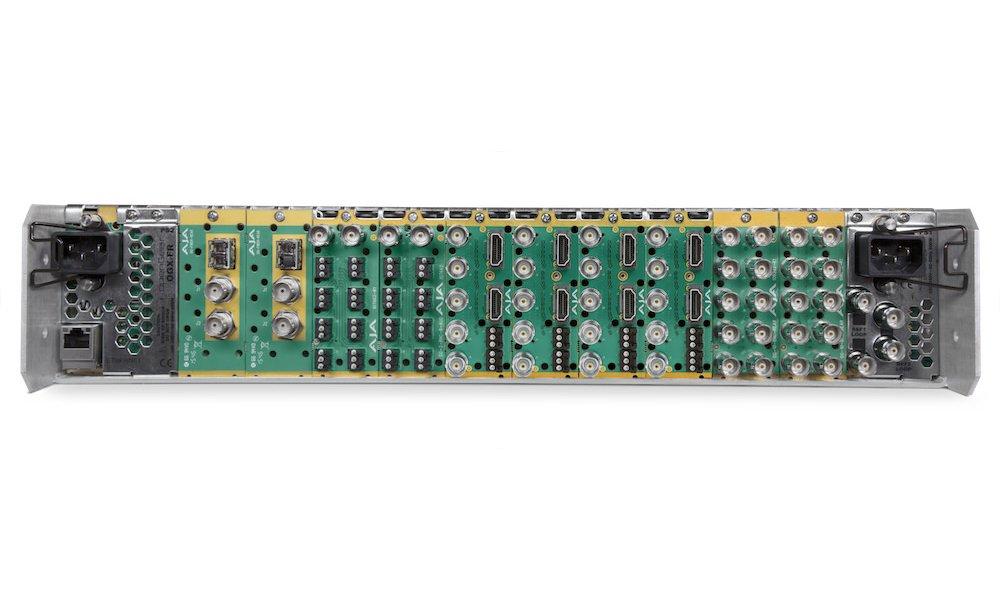 Aja Og 3 Fr Aja Opengear Frame 20 Slot Capacity Single Power Supply