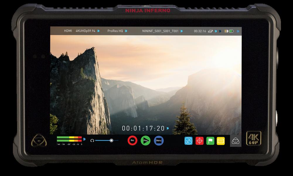 Atomos Ninja Inferno HDMI 7.1