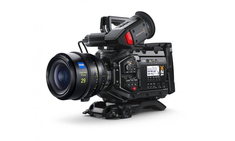 Blackmagic URSA Mini Pro 12K / 80 Megapixel- Super 35 - NYHED!