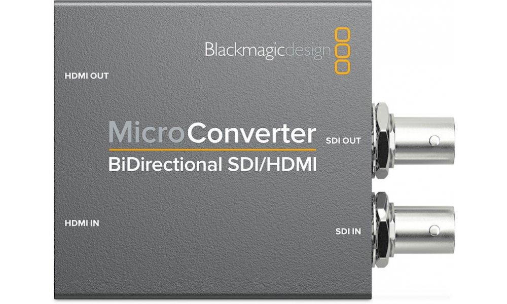 Blackmagic Micro Converter BiDirect SDI/HDMI wPSU