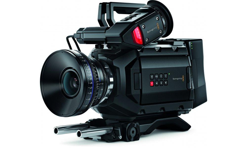 Blackmagic 4K URSA mini kamera