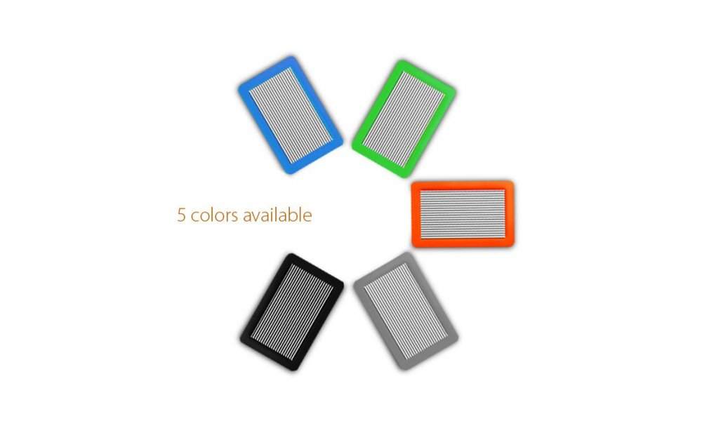 CalDigit TUFF 2TB USB-C 3.1 STORINDKØB - Flere farver