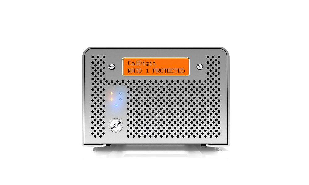 Caldigit VR2 - USB3 eSata FW400 2xFW800