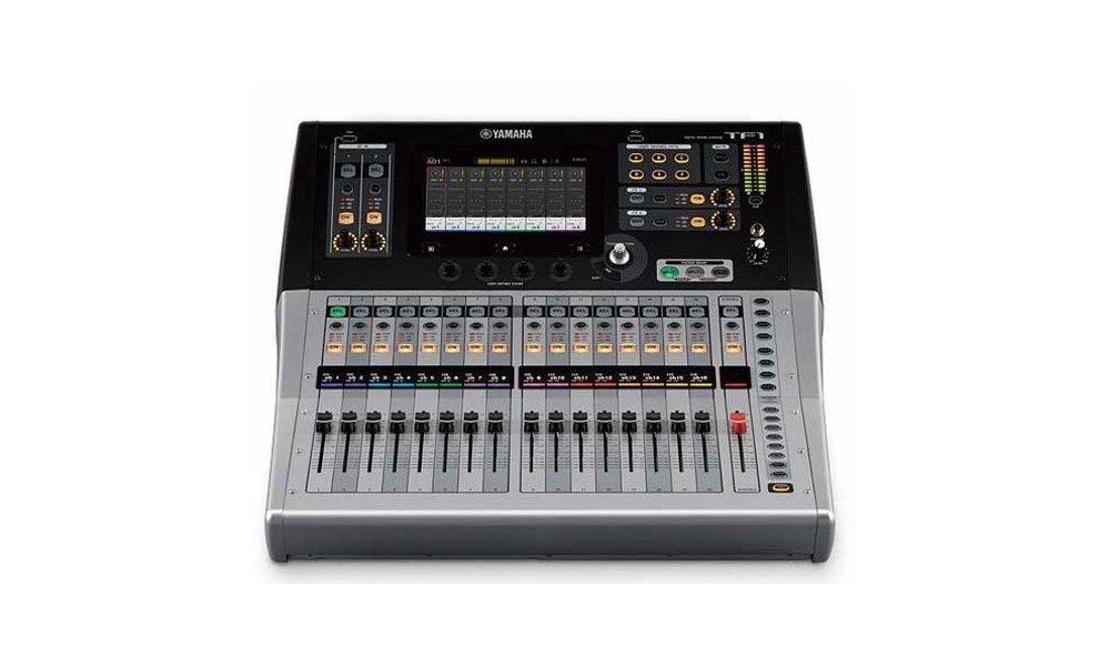 Yamaha TF-1 Digital mixer, 32 + 2 St & 2 Return, 20 AUX.