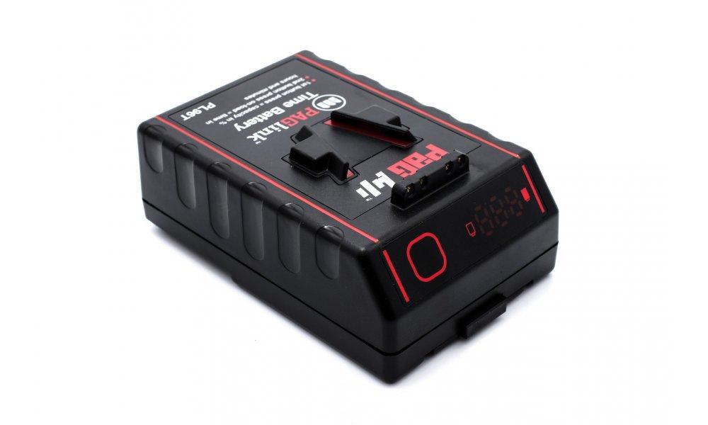 PAG L96 LINK Time battery V-mount