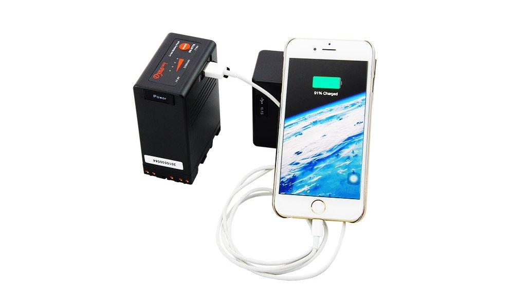 Dynacore Li-ion Battery (SONY BP-U Series)