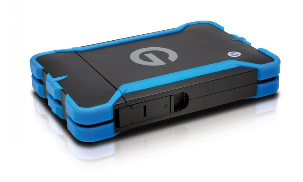 G-Tech G-DRIVE ev ATC Case 1TB USB3