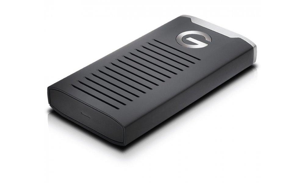 G-Tech G-DRIVE mobile SSD R-Series