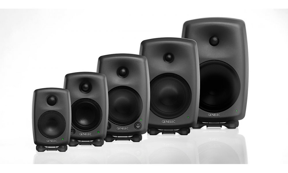 Genelec 8030C Compact, Two-way Active Nearfield Monitor