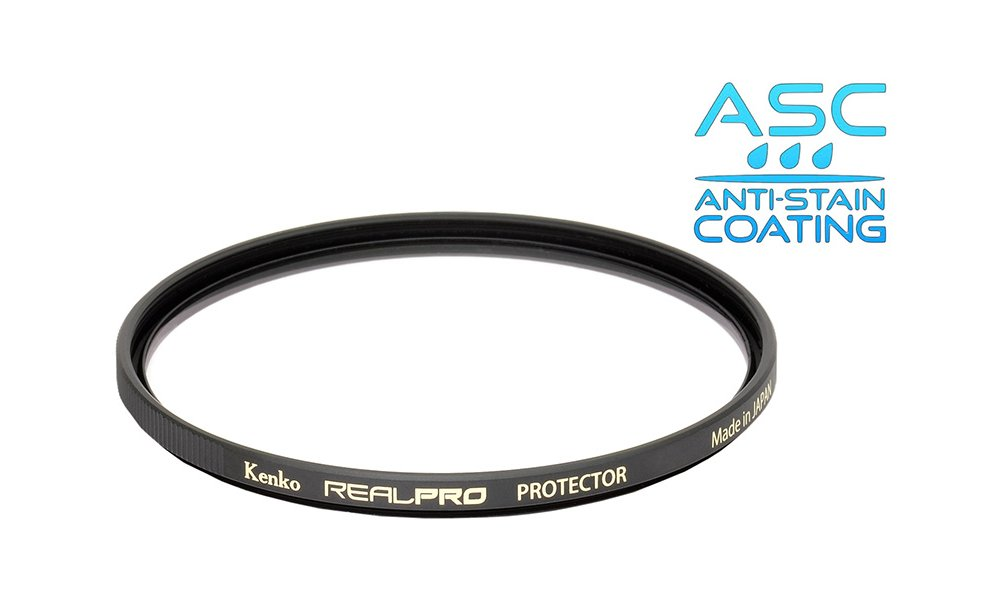 KENKO FILTER 72mm REAL PRO PROTECT