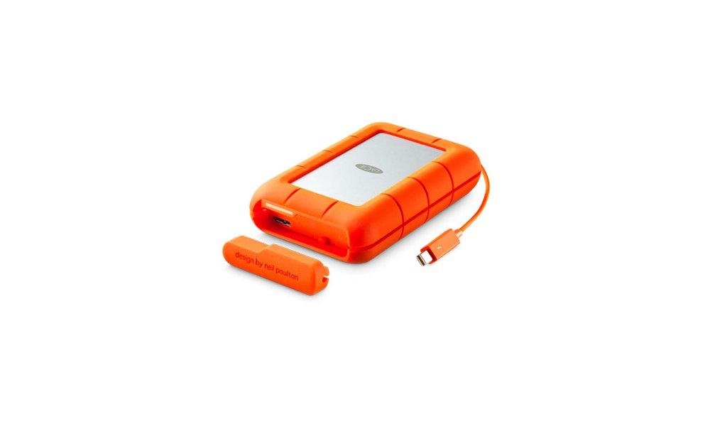 LaCie Rugged RAID Thunderbolt & USB3 4TB