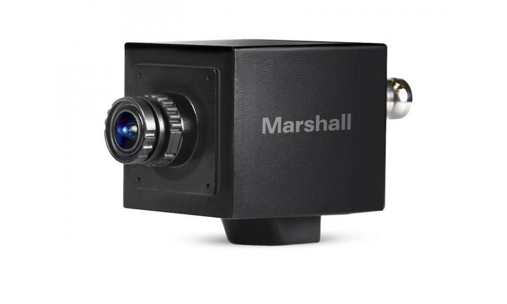 Marshall Mini Broadcast kamera - 3G/HD-SDI & HDMI