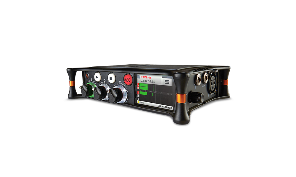 Sound Devices MixPre 3 Audio Recorder/Mixer og USB Audio Interface