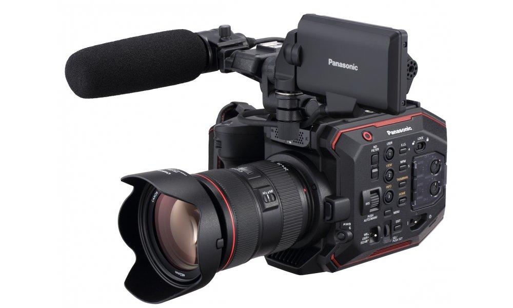 Panasonic EVA1 Super35 kamera
