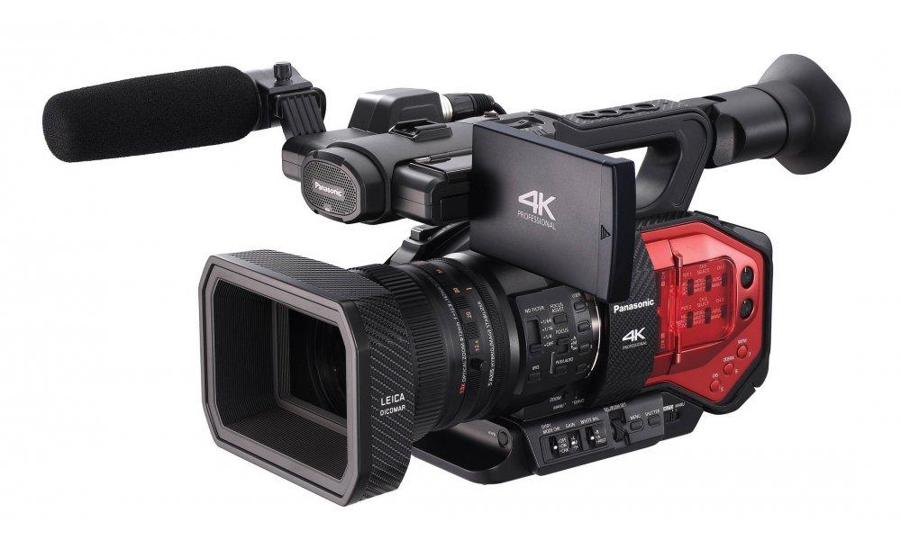 Panasonic DVX200 4K Kamera udlejning pr døgn