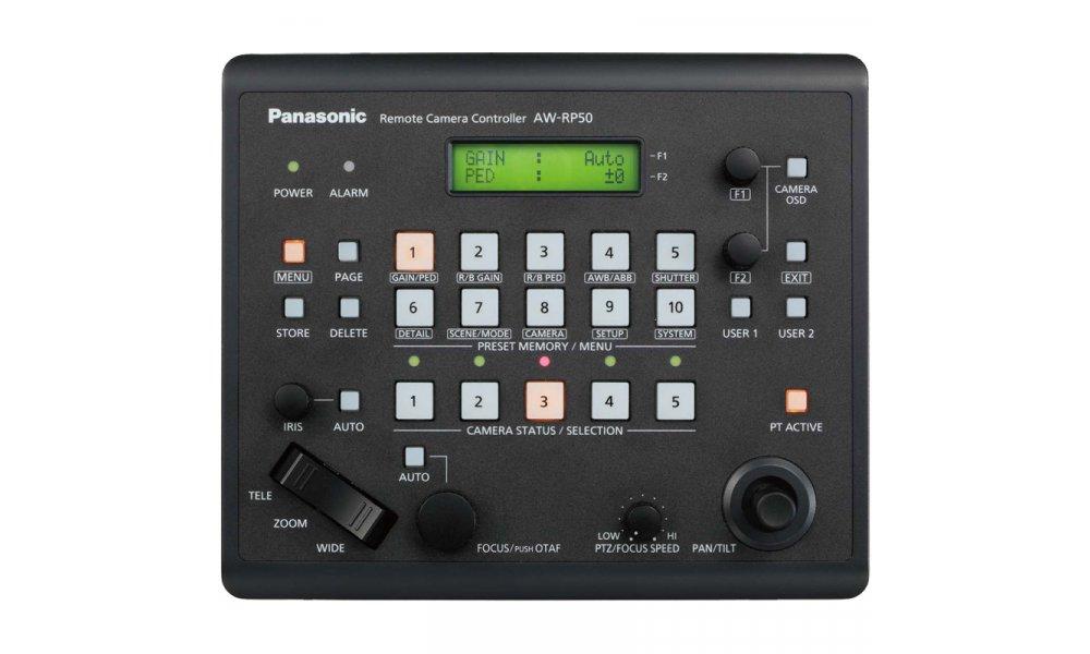 Panasonic AW-RP50EJ Kompakt Robot Kamera Remote