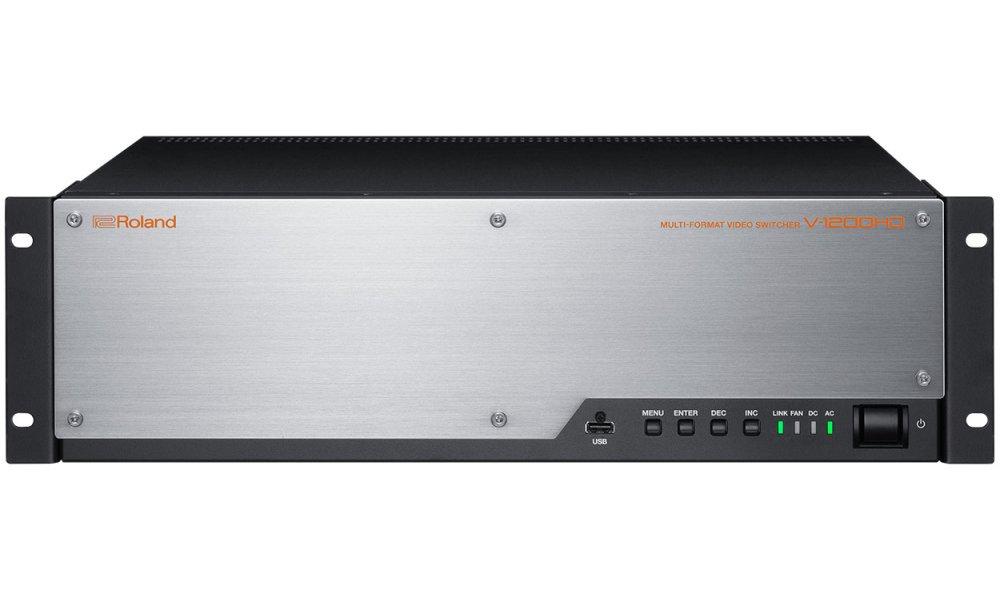 Roland V-1200HD Switcher Processor Unit