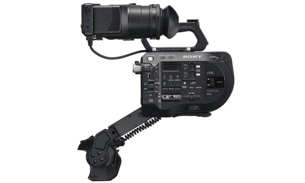 SONY PXW-FS7 mkII 4K Super 35 kamera