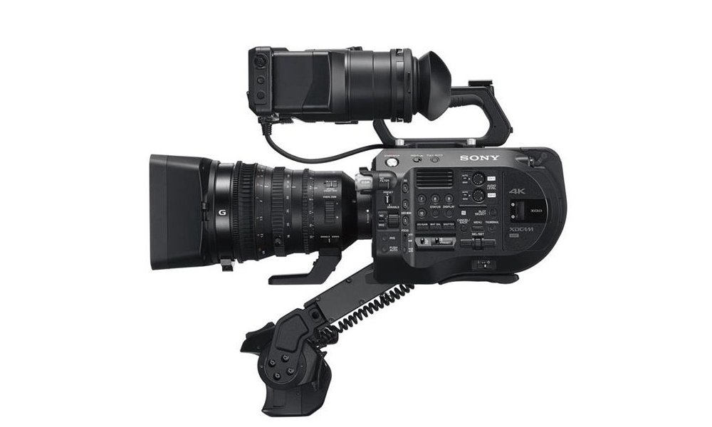 SONY FS7 mkII inkl. kit lens