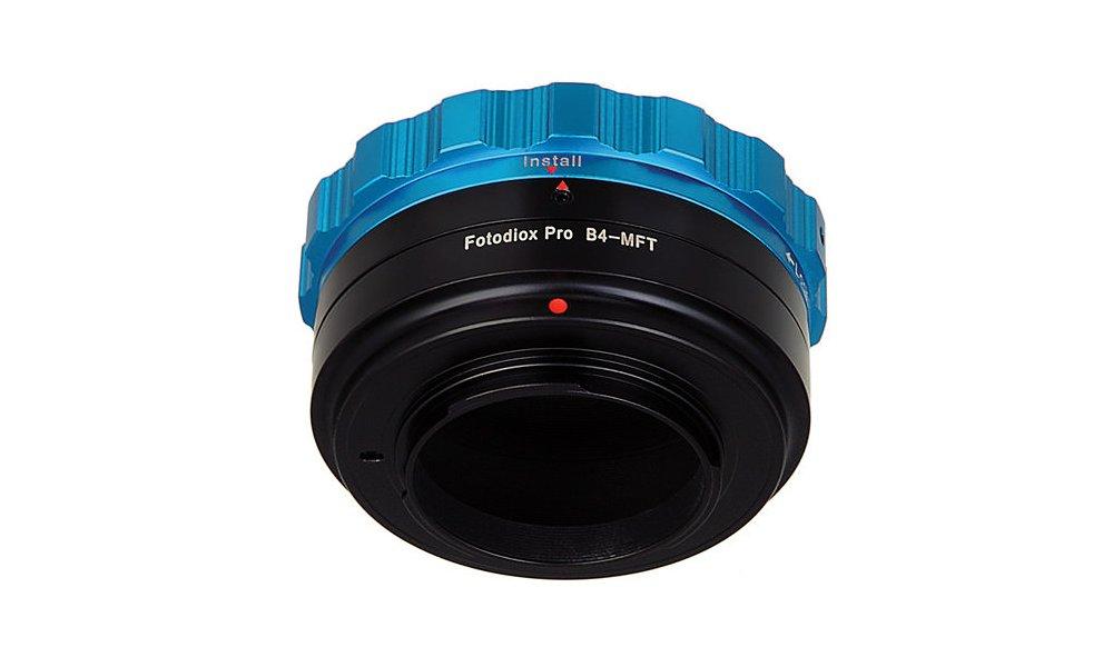 Fotodiox B4 til MFT Adapter