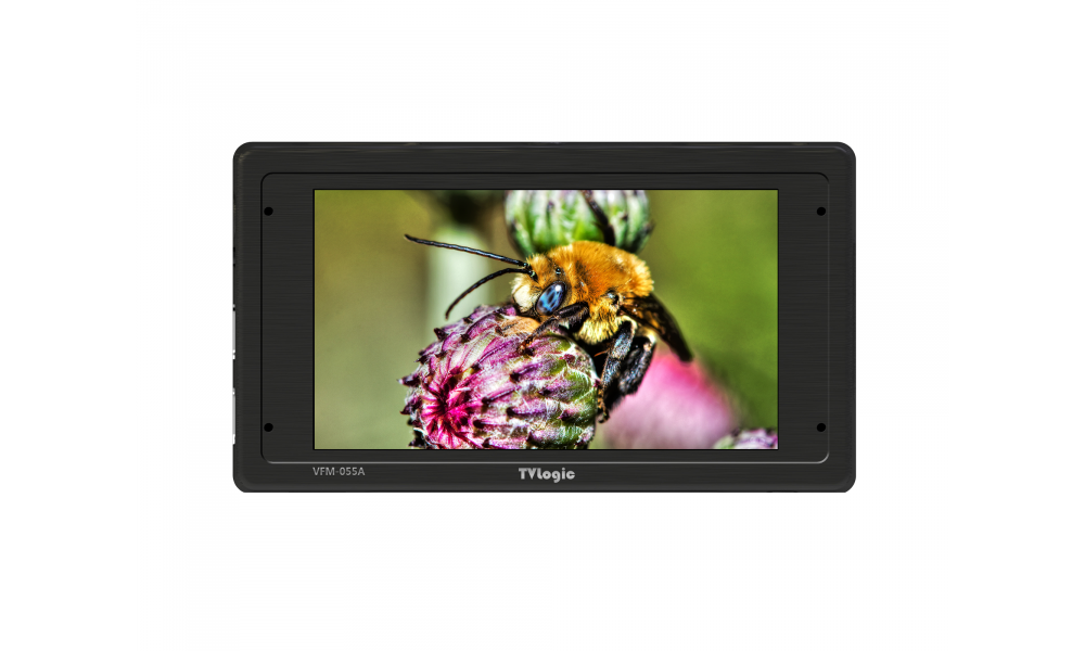 TVlogic 5.5 FHD OLED Viewfinder Monitor