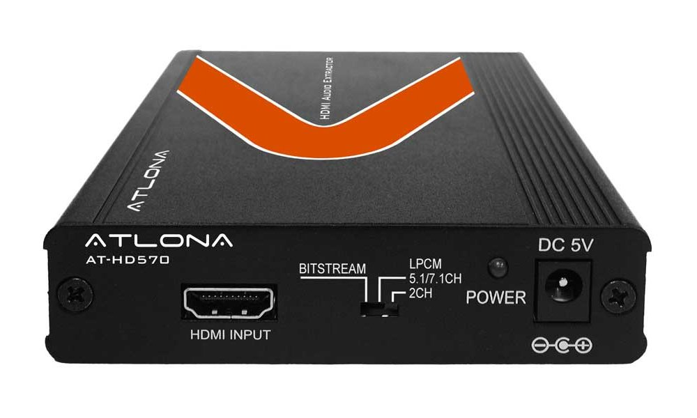 ATLONA HDMI Audio De Embedder
