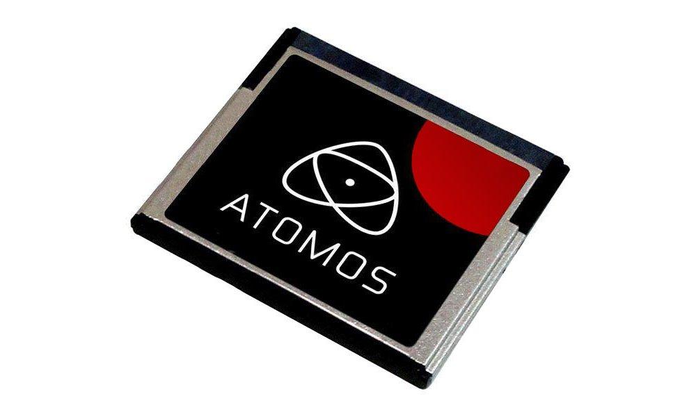 Atomos CFAST (1.0) 128GB Card