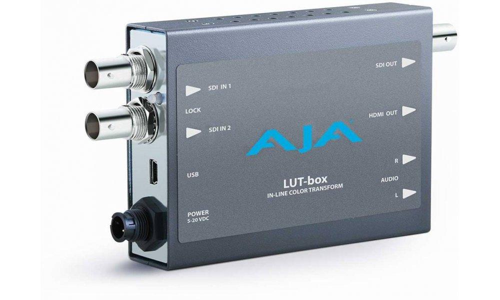 AJA LUT box Mini Converter