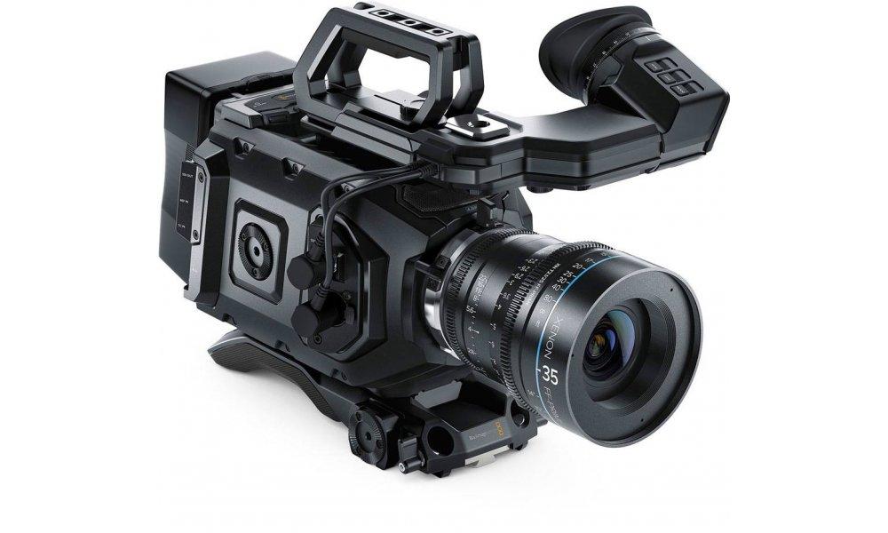 Blackmagic 4.6K URSA mini kamera