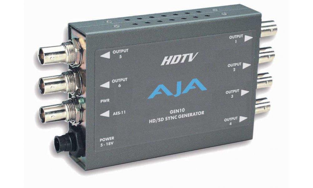 AJA GEN10 Sync Generator Mini Converter