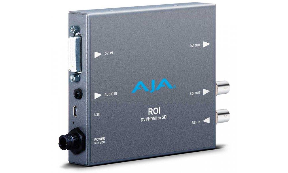 AJA ROI - DVI til SDI  Mini Converter