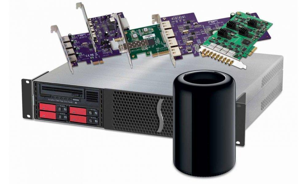 Sonnet Echo Express lll Rack Thunderbolt 2 til PCIe