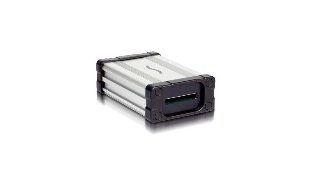 Sonnet Echo Pro SxS reader & Thunderbolt adapter