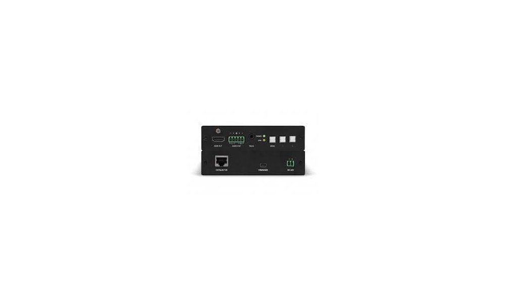 ATLONA HDBaseT Scaler w/ HDMI and Analog Audio output (HDVS WP) HDBaseT