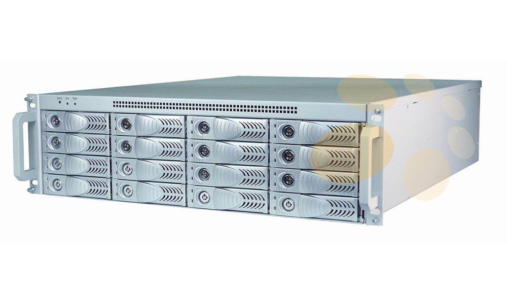 NetStor NA333TB - Thunderbolt 2 Storage System